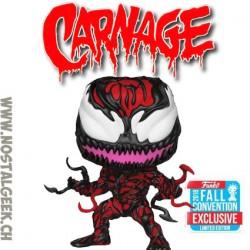 Funko Pop Marvel NYCC 2018 Carnage (Tendrils) Edition Limitée