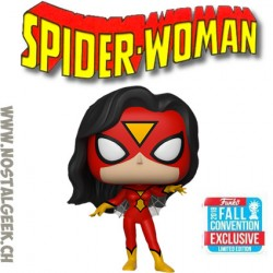 Funko Pop! Marvel NYCC 2018 Spider-Woman Edition Limitée