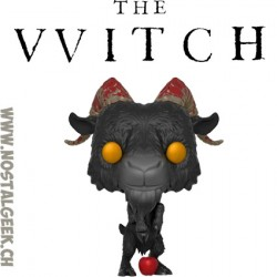 Funko Pop Movies The Vvitch Black Phillip Vinyl Figure