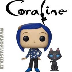 Funko Pop Animation Coraline Coraline with Cat