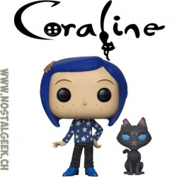 Funko Pop Animation Coraline Coraline with Cat
