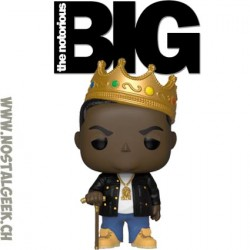 Funko Pop Music Notorious B.I.G. in jersey Vinyl Figure
