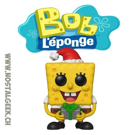 Funko Spongebob Squarepants Christmas (Holiday) Vinyl Figure