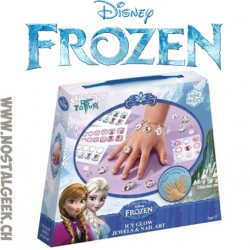 Dinsey Frozen Icy Glow Jewels & Nail Art Kit
