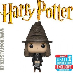 Funko Pop NYCC 2018 Harry Potter Professor Quirrell Exclusive Vinyl Figure