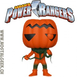 Funko Pop Power Rangers Pumpkin Rapper Edition Limitée
