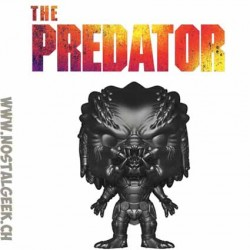 Funko Pop Movies NYCC 2018 The Predators Fugitive Predator (Disappearing) Edition limitée