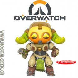 Funko Pop 15 cm Games Overwatch Roadhog