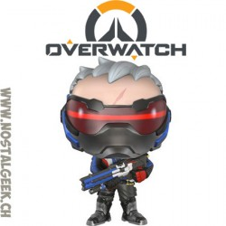 Funko Pop Games Overwatch Soldier:76 Edition Limitée