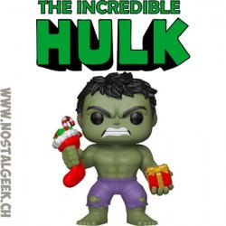 Funko Pop Marvel Holiday Hulk (with Presents)