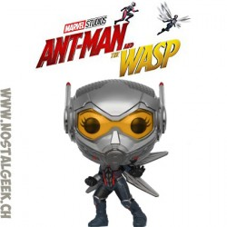 Funko Pop Marvel Ant-Man and The Wasp - The Wasp