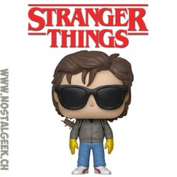 Funko Pop TV Stranger Things Steve with Sunglasses Vinyl Figure