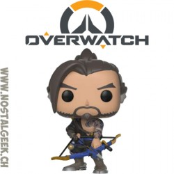 Funko Pop! Games Overwatch Hanzo Vinyl Figure