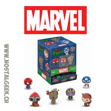 Funko Pint Size Heroes Marvel Holiday Blind Bag