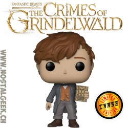 Funko Pop! Movies Fantastic Beasts 2 Newt Scamander (Book) Vinyl Figure