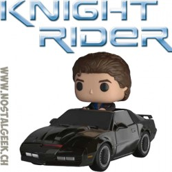 Funko Pop Ride TV Knight Rider Michael Knight with KITTVinyl Figure