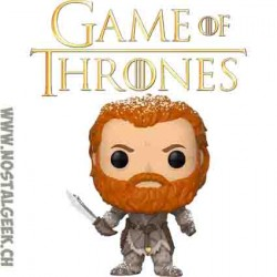 Funko Pop! TV Game of Thrones Tormund Giantsbane (Snowy) Edition Limitée