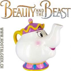 Théière Disney La Belle et la Bête Madame Samovar