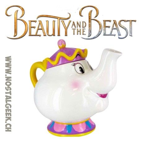 Toy Disney Beauty And The Beast Mrs Potts Tea Pot Geek Suisse Shop