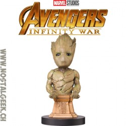 Collectable Marvel Avengers Inifinity War Groot Cable Guy Device Holder