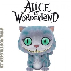 Funko Pop Disney Alice In Wonderland Cheshire Cat (Movie) (Flocked) Edition Limitée