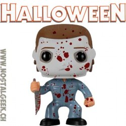 Funko Pop Horror Movies Halloween Michael Myers (Blood Splatter) Exclusive Vinyl Figure