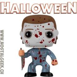 Funko Pop Horror Movies Halloween Michael Myers (Blood Splatter) Exclusive Vinyl Figure