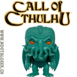 Funko Pop Books Cthulhu (Neon Green) Edition Limitée