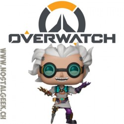 Funko Pop! Jeux Vidéos Games Overwatch Junkrat (Dr. Junkenstein) Exclusive Vinyl Figure