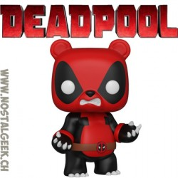 Funko Pop Marvel Holidays Deadpool Pandapool Edition Limitée