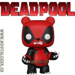 Funko Pop Marvel Holidays Deadpool Pandapool Edition Limitée