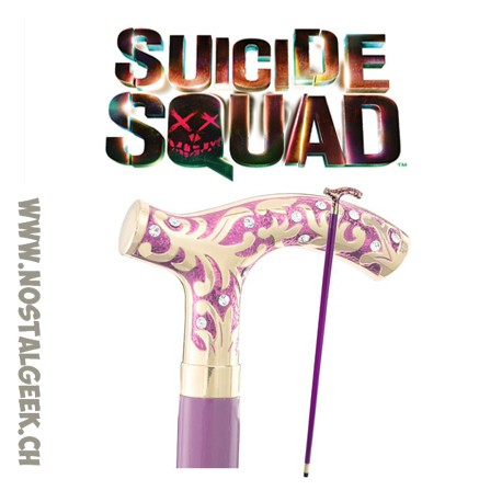 Suicide Squad Joker's Rod replica