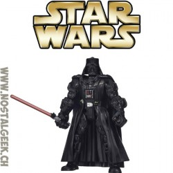 Star Wars Super Hero Mashers Darth Vader Action Figure