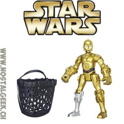 Star Wars Super Hero Mashers C-3PO Action Figure