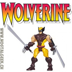Marvel Super Hero Mashers Wolverine Action Figure