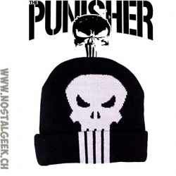 Marvel Bonnet Punisher