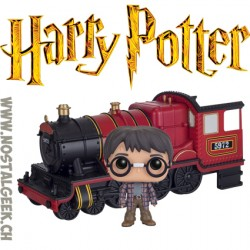 Funko Pop! Rides Harry Potter Hogwarts Express Engine