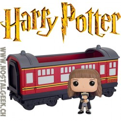 Funko Pop! Rides Harry Potter Hogwarts Express Carriage with Hermione Granger