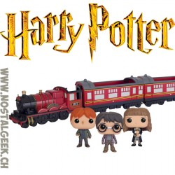 Christmas Pack Harry Potter Pop Rides Hogwarts Express