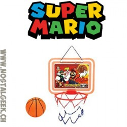 Nintendo Super Mario Panier de Basket
