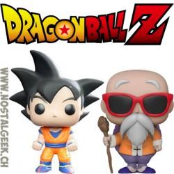Bundle Funko Pop Dragon Ball Z Goku + Master Roshi Vinyl Figures