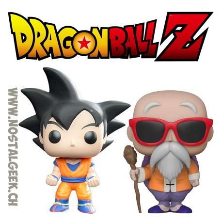 Bundle Funko Pop Dragon Ball Z Goku + Master Roshi