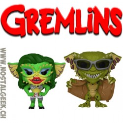 Bundle Funko Pop! Movies Gremlins Greta + Flash Gremlin Vinyl Figures