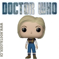 Funko Pop Doctor Who 13th Doctor (No Jacket) Vinyl Figure