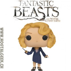 Funko Pop! Movies Fantastic Beasts Queenie Goldstein Vinyl Figure