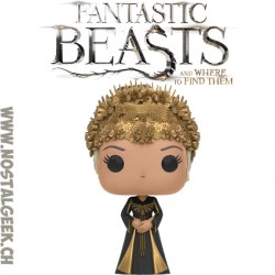Funko Pop! Movies Fantastic Beasts Seraphina Picquery Vinyl Figure