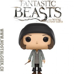 Funko Pop! Movies Fantastic Beasts Tina Goldstein Vinyl Figure