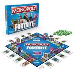 Monopoly Fortnite Board Game