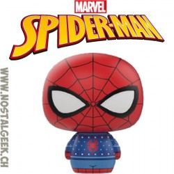 Funko Pint Size Heroes Marvel Holiday Spider-Man Vinyl Figure