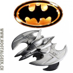 Batman Batwing Metal Replica Quantum Mechanix DC Comics 1989